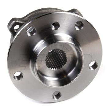 BMW Wheel Bearing and Hub Assembly - Front
