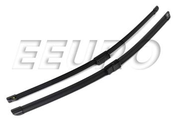 Front Windshield Wiper Blade Set For Mercedes W204 W207 W212 W218 GENUINE NEW
