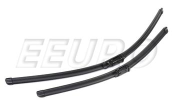 Online Automotive WBPOPOR13 8004 Front Standard Windscreen Wiper Blades Set of 2