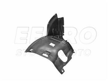 Inner Fender Liner - Front Driver Side Lower Front 8P0821191C Main Image