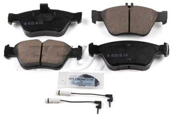 Disc Brake Pad Set - Front EUR710 Main Image