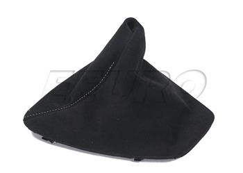 Manual Trans Shift Boot (Alcantara) 25110435847 Main Image