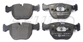 Disc Brake Pad Set - Front 355008281 Main Image