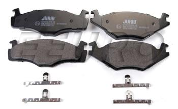 Disc Brake Pad Set - Front 571317D Main Image