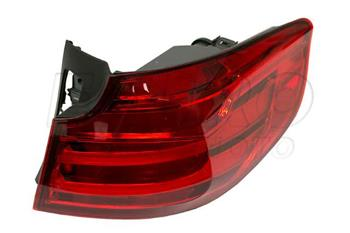 Tail Light Assembly - Passenger Side Outer 63217286040 Main Image