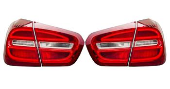 Tail Light Kit - Driver and Passenger Side Inner and Outer 1591471KIT Main Image