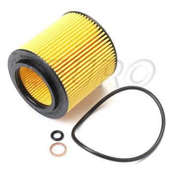 Oil Filter fits BMW 320 F34 2.0 13 to 16 Bosch 11427541827 11427566327 Quality