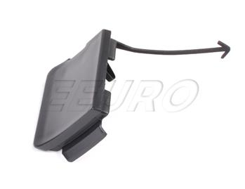 Genuine BMW E36 Compact Convertible Bumper Tow Hook Cover OEM 51128119217