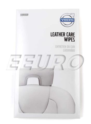 Leather Cleaning Wipes 31393559 Main Image