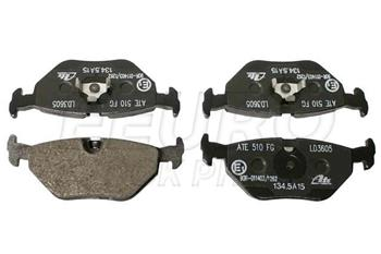 Disc Brake Pad Set - Rear LD3605 Main Image