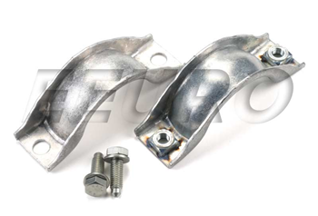 Exhaust Clamp (Both Halves) 5465950G Main Image