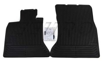 Floor Mat Set - Front (All-Weather) (Black) 51472152348 Main Image