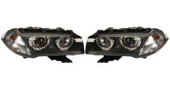 Headlight Set - Driver and Passenger Side (Bi-Xenon) 2863155KIT Main Image