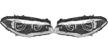 Headlight Set - Driver and Passenger Side (LED) 2863929KIT Main Image