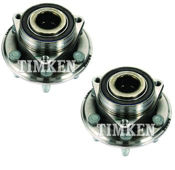 Wheel Bearing Assembly Kit - Rear 1550251KIT Main Image