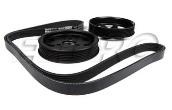 BMW Underdrive Pulley Set