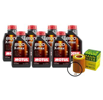 Engine Oil Change Kit (0W-40) (7 Liter) (X-MAX 8100) 3090837KIT Main Image