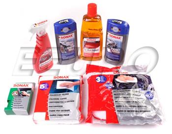 Exterior Clean And Protect Detailing Kit 000K10013 Main Image