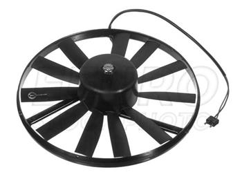 Auxiliary Cooling Fan Assembly 0140500008 Main Image