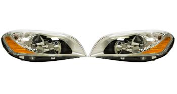 Headlight Set - Driver and Passenger Side (Halogen) 2849306KIT Main Image