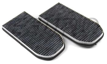 Cabin Air Filter Set (Activated Charcoal) CUK36422 Main Image