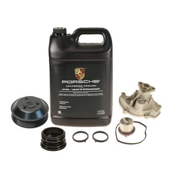 Engine Water Pump and Thermostat Assembly 3805173KIT Main Image