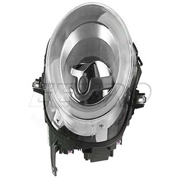 Headlight Assembly - Driver Side (LED) (w/ Clear Turnsignal) 45364 Main Image