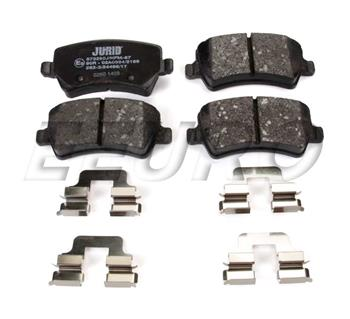 Disc Brake Pad Set - Rear (w/ EPB) 573250J Main Image