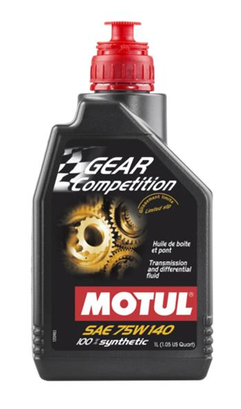Differential Oil (75w140) (1 Liter ) (Gear Competition) 105779 Main Image