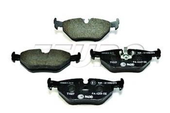 Disc Brake Pad Set - Rear 355007421 Main Image
