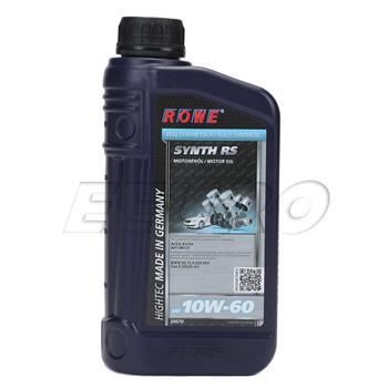 Engine Oil (HIGHTEC SYNTH RS) (10W60) (1 Liter) 2007017303 Main Image