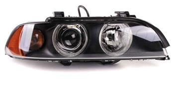 Headlight Assembly - Passenger Side (Xenon) (w/ Clear Turnsignal) 63126912440 Main Image