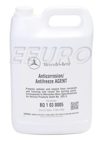 Engine Coolant Antifreeze (Concentrate) (1 Gallon) Q1030005 Main Image