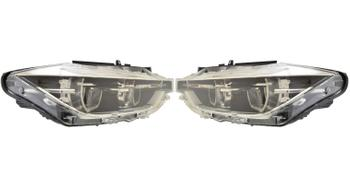 Headlight Set - Driver and Passenger Side (LED) 2864030KIT Main Image