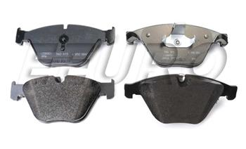Disc Brake Pad Set - Front 34116850886 Main Image
