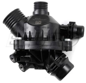 Engine Coolant Thermostat (97C) (w/ Housing) 41008697D Main Image