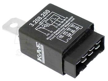 Intermittent Windshield Wiper Motor Relay 3208200 Main Image
