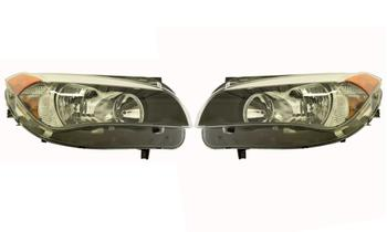 Headlight Set - Driver and Passenger Side (Halogen) 2863083KIT Main Image