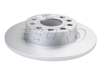 Disc Brake Rotor - Rear (272mm) (Solid) 5Q0615601D Main Image
