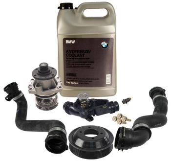 Engine Water Pump and Thermostat Assembly 3085073KIT Main Image