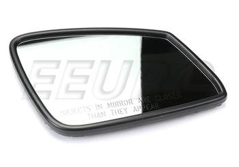 Side Mirror Glass - Passenger Side (Convex) (Heated) SP2000090000691 Main Image