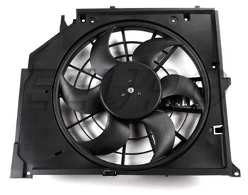 Auxiliary Cooling Fan Assembly (Suction) 17117561757OE Main Image