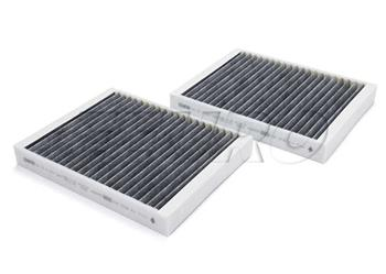 Cabin Air Filter Set (Activated Charcoal) 64312207985 Main Image