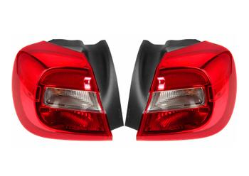 Tail Light Set - Driver and Passenger Side Outer 1591628KIT Main Image