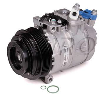 A/C Compressor (New) 89022 Main Image