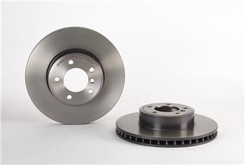 F+R Drilled Rotors /& Pads for 2004-2005 BMW 525i E60 Automatic Transmission