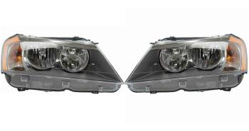Headlight Set - Driver and Passenger Side (Halogen) 2863182KIT Main Image