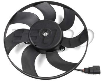 Auxiliary Cooling Fan Assembly - Passenger Side 351039201 Main Image