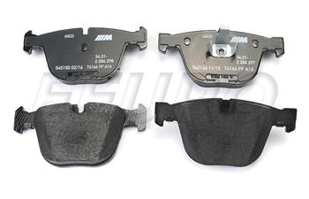 Disc Brake Pad Set - Rear 34212284296 Main Image