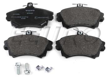 Disc Brake Pad Set - Front 30623259 Main Image